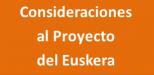 Consideracion Proy. Euskera
